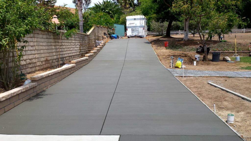 Thousand Oaks concrete paver